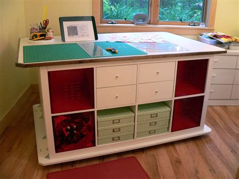 Sewing And Cutting Table Plans
