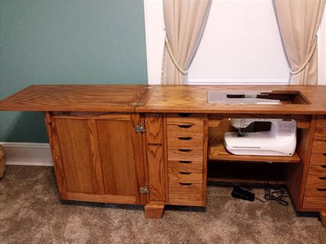 Sewing Cabinet Furniture Plans