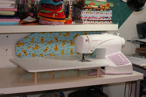 Sewing Machine Extension Table Plans