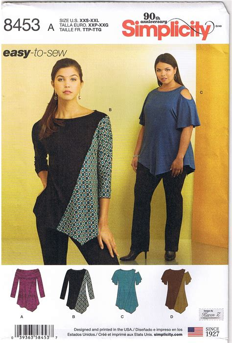 Sewing Patterns 2017 Fall Winter Simplicity