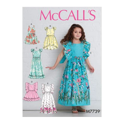 Sewing Patterns Mccall