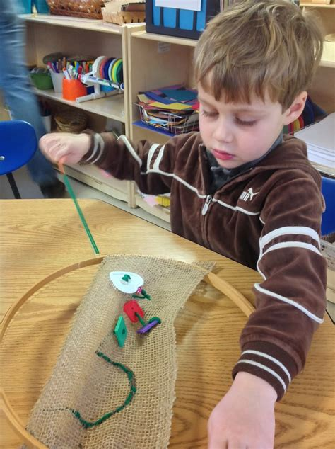 Sewing Projects For Preschool