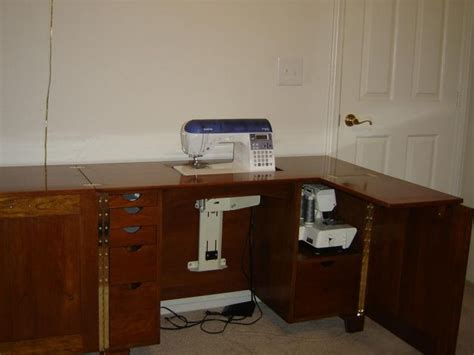 Sewing Table Plans Fine Woodworking