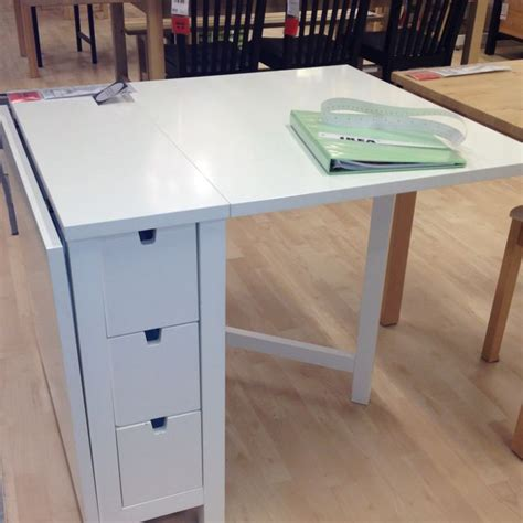 Sewing Table With Fold Down Sides
