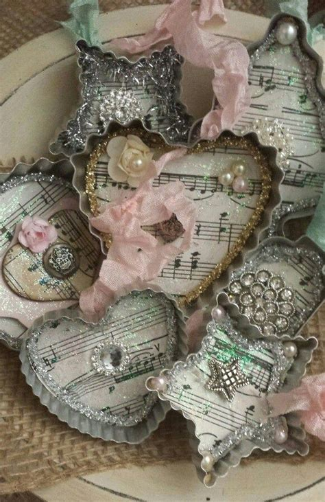Shabby Chic Diy Christmas Crafts