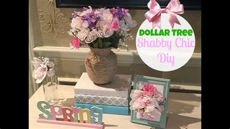 Shabby Chic Diy Dollar Tree