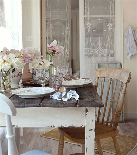 Shabby Chic Diy Table