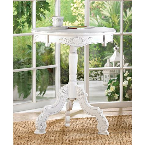 Shabby Chic Side Table Ebay