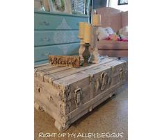 Best Shabby chic coffee table trunks chests