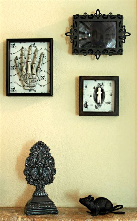 Shadow Box Easy Diy Halloween