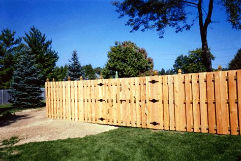 Shadow Box Fence Gate Design