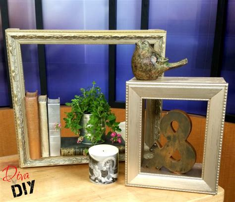 Shadow Box Picture Frame Diy Youtube
