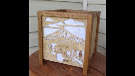 Shadow Box Plans Scroll Saw