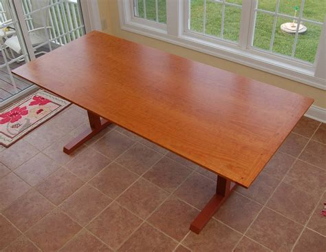 Shaker Dining Table Plan