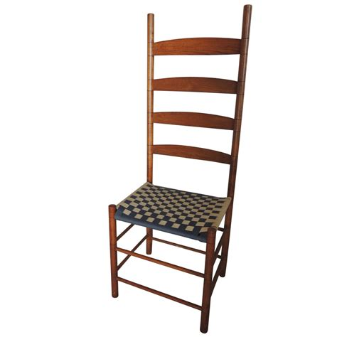 Shaker Ladder Back Chair Plans