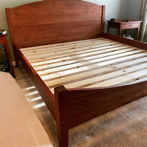Shaker Moon Bed Plans