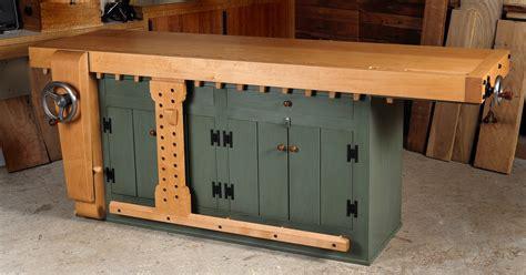 Shaker Style Workbench For Sale