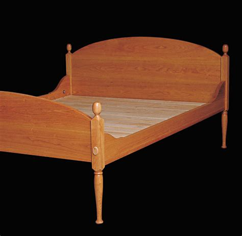 Shaker-Bed-Plans-Free