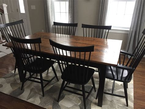 Shaker-Farmhouse-Dining-Table