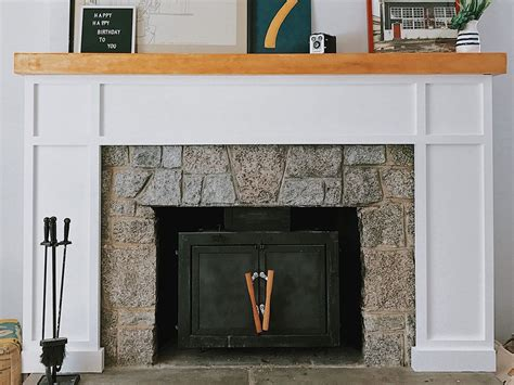 Shaker-Style-Fireplace-Mantel-Plans