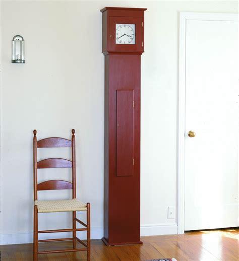 Shaker-Tall-Clock-Plans