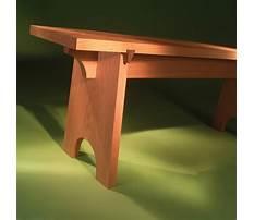 Best Shaker furniture patterns