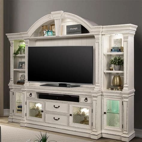 Shakira Entertainment Center For Tvs Up To 70