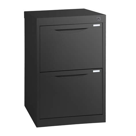 Shallow 2 Drawer Filing Cabinet