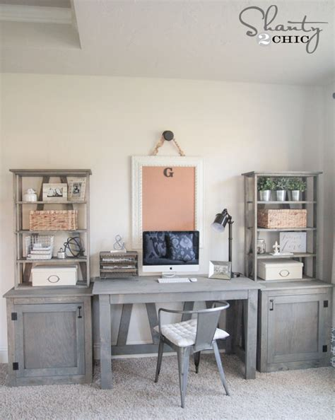 Shanty 2 Chic Bookcase Plan