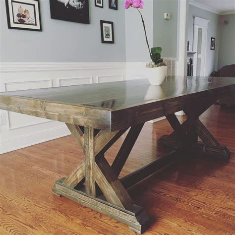 Shanty 2 Chic Farmhouse Table Plans