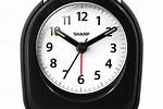 Sharp Clock
