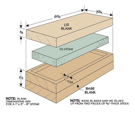 Sharpening-Stone-Box-Plans