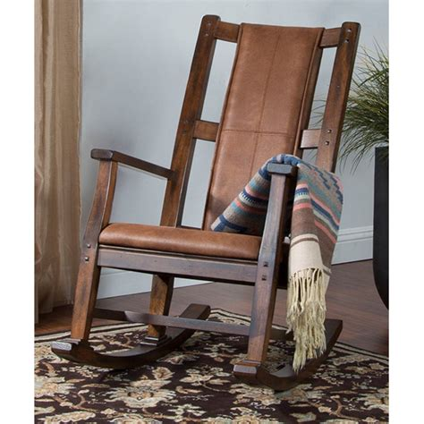 Shaw Santa Fe Rocking Chair