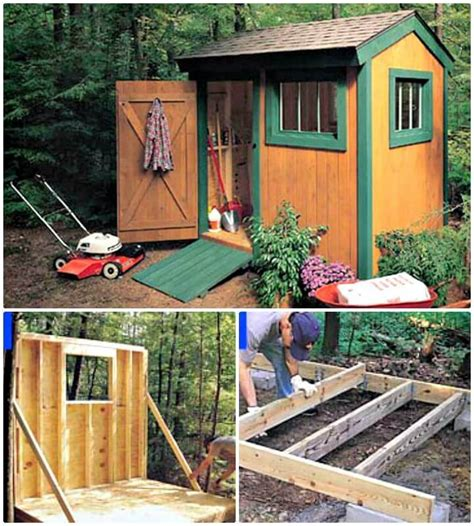 Shed DIY Outdoor Shed Plans Make Easy Synonym