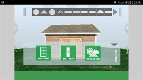 Shed Design Free Software