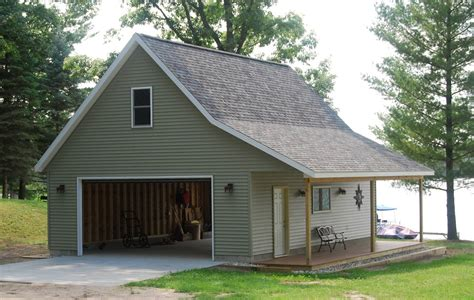 Shed Garage Building Plans