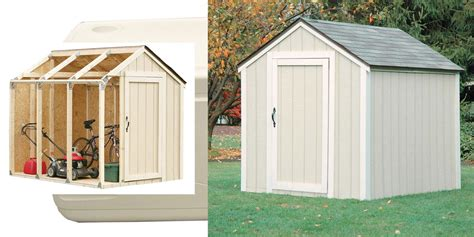 Shed Kit Build Your Own