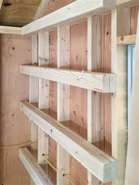 Shed Storage Idea