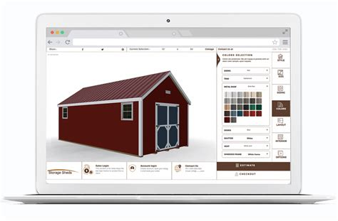 Shed-Building-Plan-Software