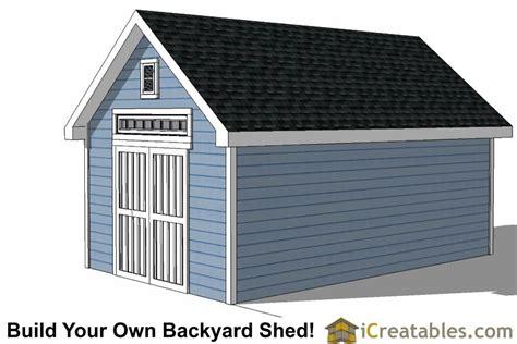Shed-Building-Plans-12x20