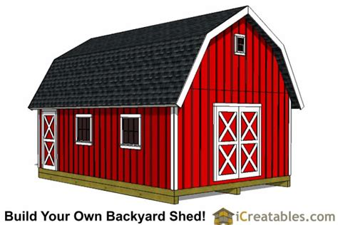 Shed-Building-Plans-16x24