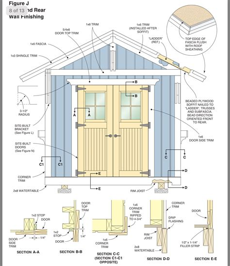 Shed-Construction-Plans-10x12