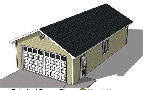 Shed-Plans-20-X-40
