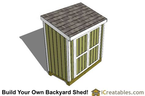 Shed-Plans-4x7