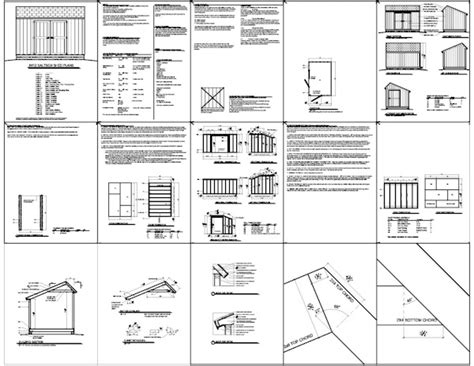 Shed-Plans-8-X-12-Free