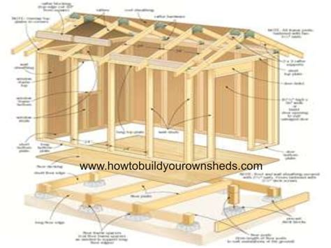 Shed-Project-Plan-For-Permit