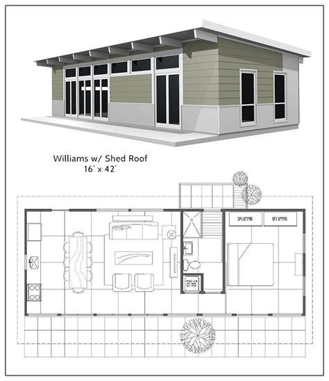 Shed-Roof-House-Design-Plans