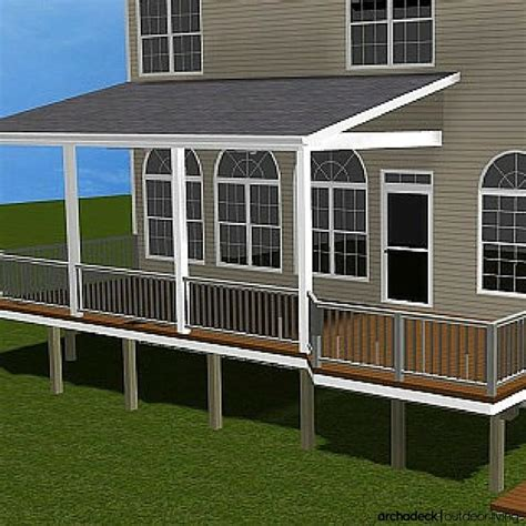 Shed-Roof-Over-Deck-Plans