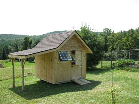 Shed-With-Overhang-Plans