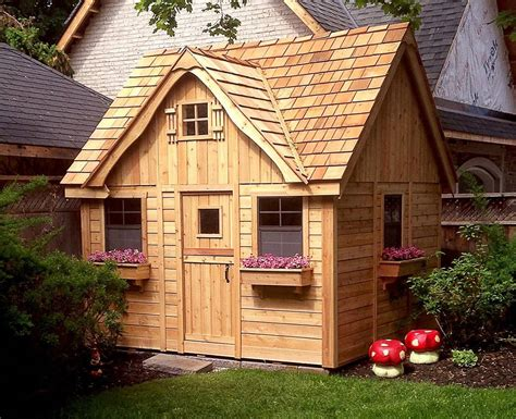 Shed-With-Playhouse-Loft-Plans